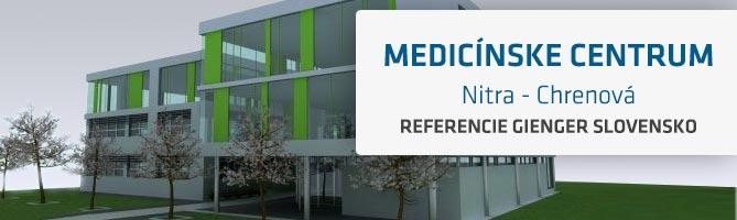 medicínske centrum nitra chrenová
