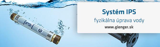 fyzikálna úprava vody