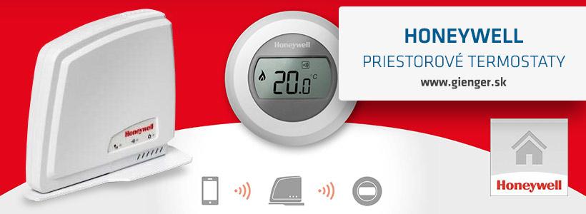 digitálne termostaty honeywell round