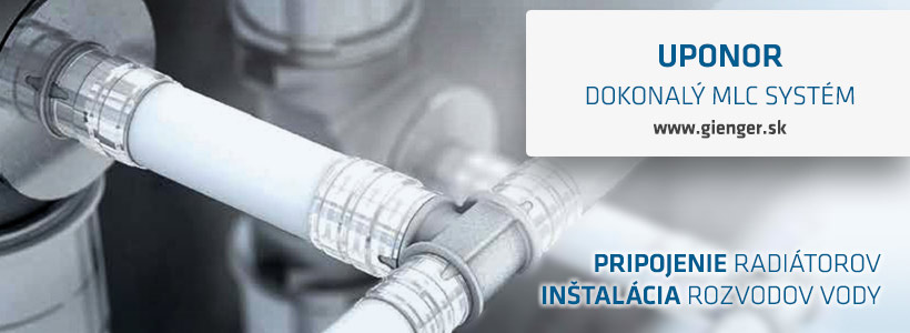 uponor gienger