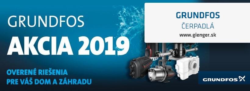 grundfos akcia 2019