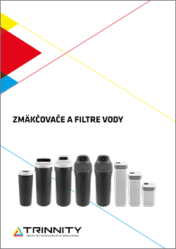 Zmäkčovače a filtre vody TRINNITY